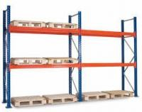 Q235B Steel Pallet Shelf Storage Rack