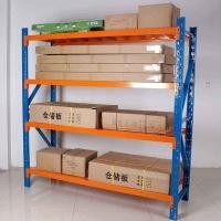 Warehouse Storage Racking Metal Shelving , Commercial Warehouse Shelving