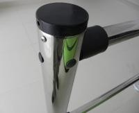 Stainless Steel Swing Gate Turnstile OEM Available Access Control System