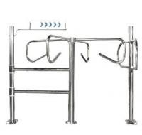 180 Degree Rotation Swing Gate Turnstile Automatic Checkout Closer Stable