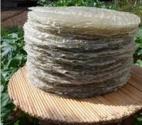 250g Sweet Potato Vermicelli Sheet Jelly Brown Smooth Mouthfeel Dried Cut