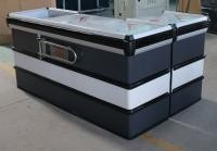 Customized Supermarket Cashier Checkout Counter Table With Long Life Time
