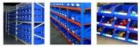 Single Side Pegboard Tool Rack Customized Color Easy Assembly High Efficiency