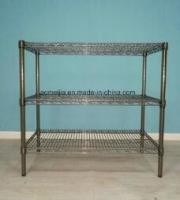 Steel Wire Shelving Meshes for Home Furnishing