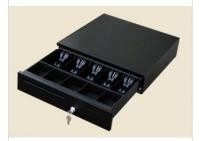 Cash Drawer with Black Finish for POS System
