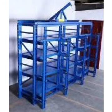 4 Shelvles Mold Die Storage Racks , Mold Storage Racks Easy Installation