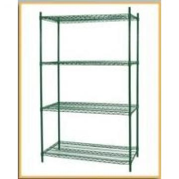 4 Tiers NSF Stainless Steel Wire Shelving , NSF Certified Shelving Light Duty