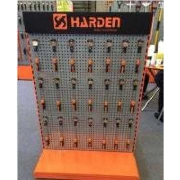 Customized Color Tool Display Stand , Pegboard Rack Board Thickness 1.0mm