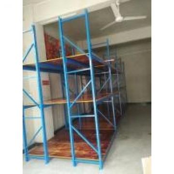 Warehouse Industrial Racking Shelves Low Temperature Storage Zinc Chrome
