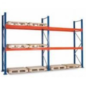 Optional Dimension Warehouse Storage Racks Industrial Strength Steel Constructio