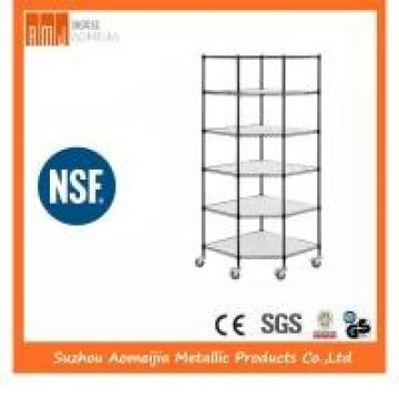 NSF & BSCI Wire ShelvesCarts & Rack