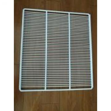 White Freezer Wire Shelf Accept OEM Easy Assembly Electropolishing Coated