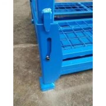 Wire Container Metal Cage Storage , Security Cages For Storage Galvanized