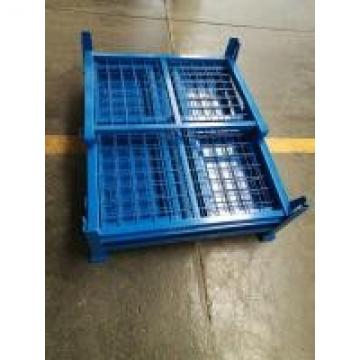 Drop Gate Storage Cages On Wheels Easy Maintenance Space Saving Stable