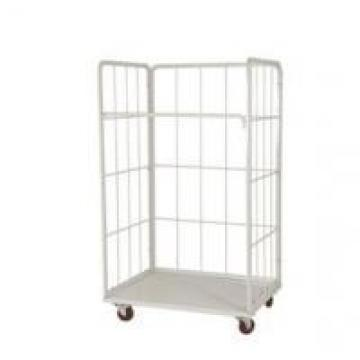 Roll Container Logistic Trolley Racks Folding Pallet