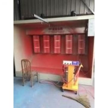High Efficiency Powder Coating Over Paint , Powder Coated Paint For Metal
