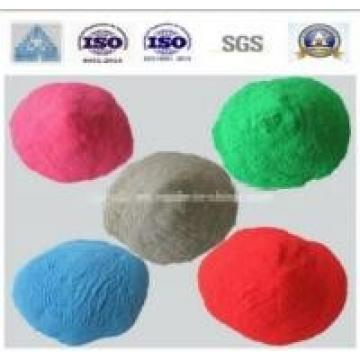 Hot Thermosetting Powder Coat Paint Epoxy Polyester High Efficiency Stable