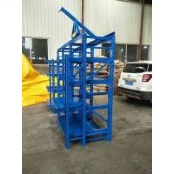 Customizable Dimension Mold Die Storage Racks Hanging Board Powder Coating