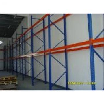Flexible Metal Warehouse Shelving , Commercial Warehouse Shelving Zinc Surface