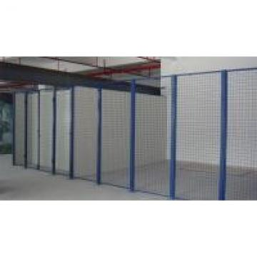 Home Decoration Double Wire Mesh Fence Residential Isolation Fence Wall