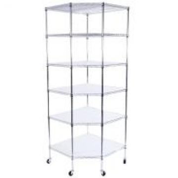 """NSF & ISO Approved Chrome 4-tiers 18""""X36"""" x72"""" Wire Shelving"""