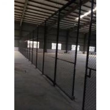 Powder Coated Welded Double Wire Fence