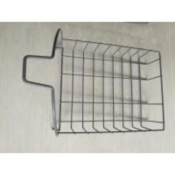 Customized Color Welded Wire Panels , Mesh Fence Panels Easy Installation