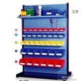 Easy Installation Pegboard Tool Rack Durable Single Side With Lighting Logo